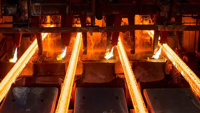 فروش آهن و فولاد
