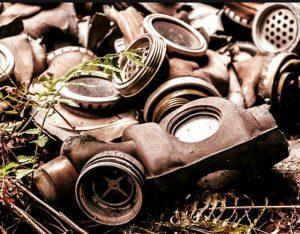 نقش ضایعات آهن در صنعت